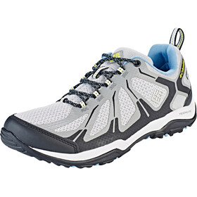 Columbia Peakfreak XCRSN II XCEL Low Outdry Calzado Mujer, grey ice/acid yellow